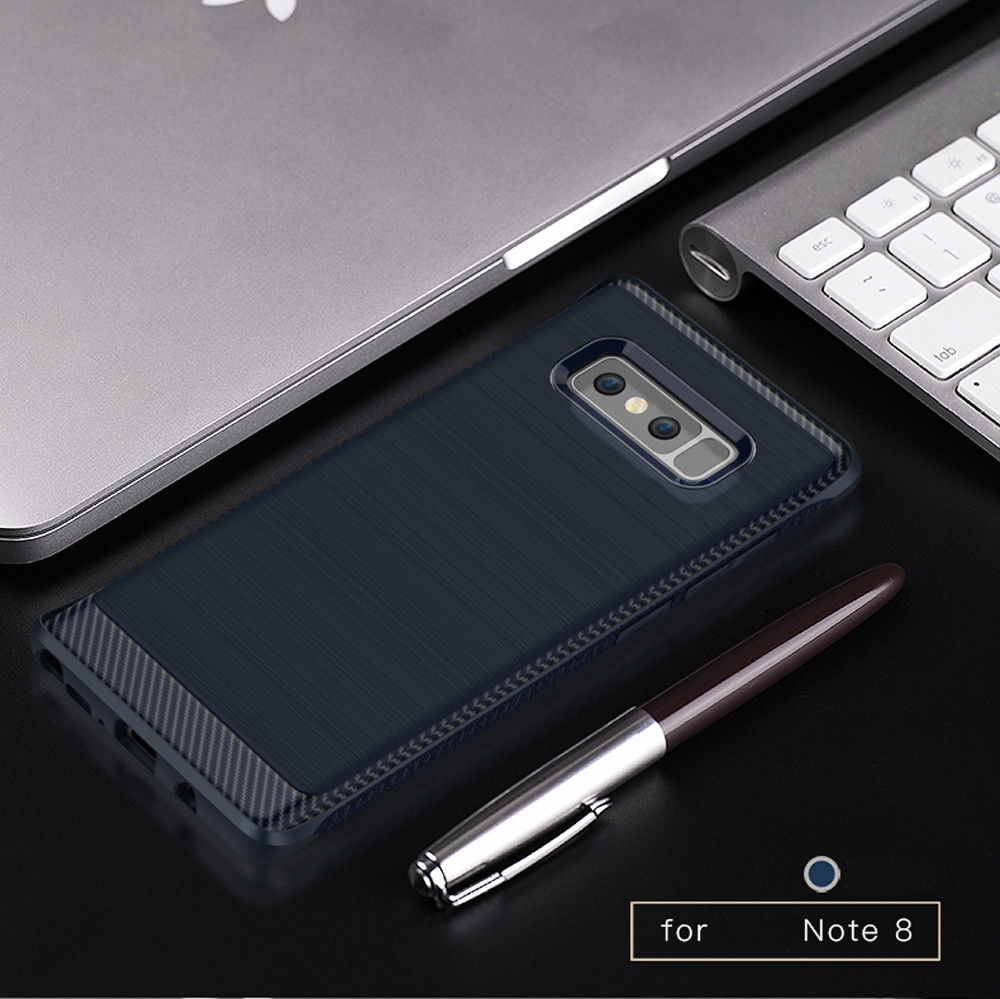 for samsung galaxy note 8 new ultra slim armor soft rugged