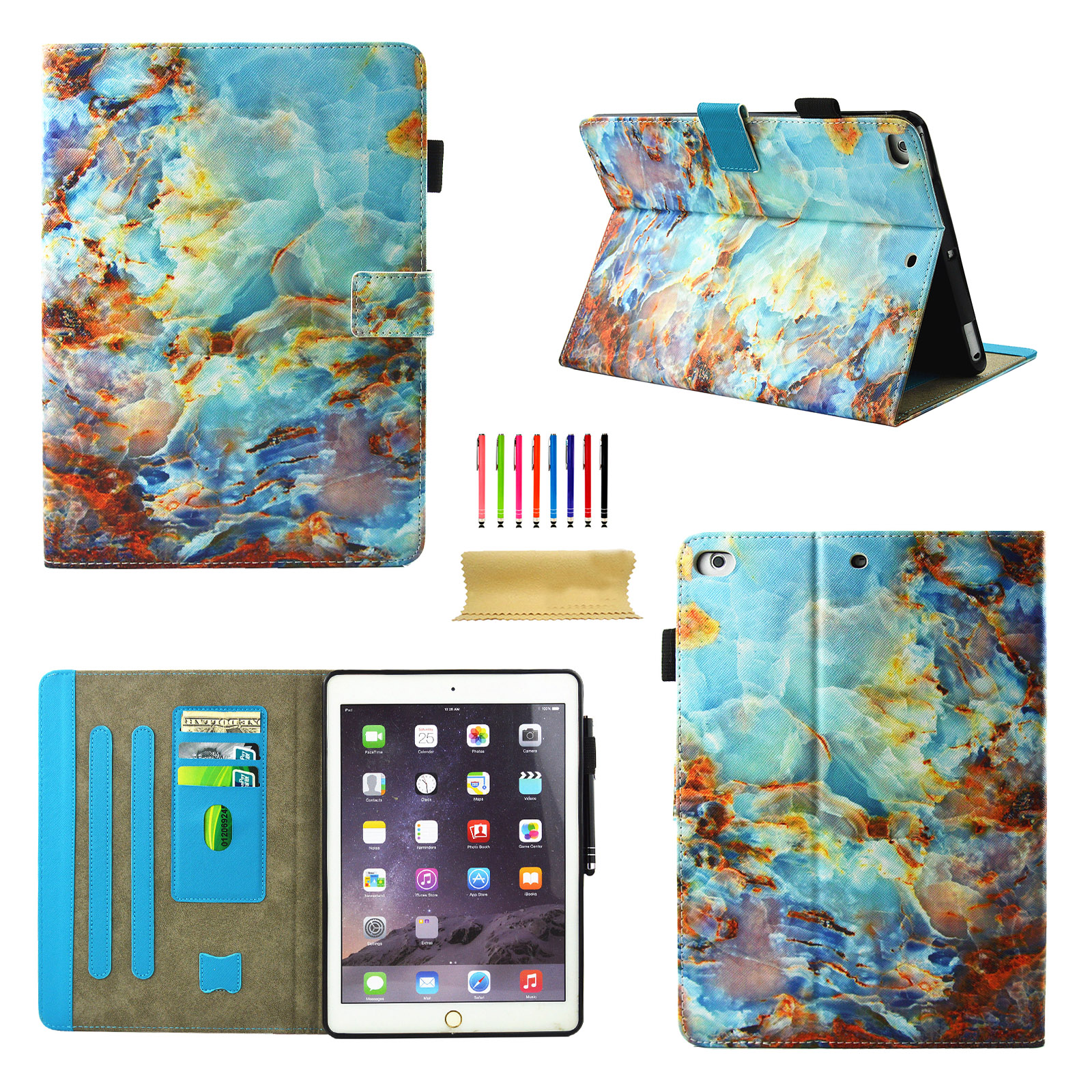 Cute Bow Bunny Rabbit Smart Case Cover For Apple iPad Air ... |Cute Ipad Cases