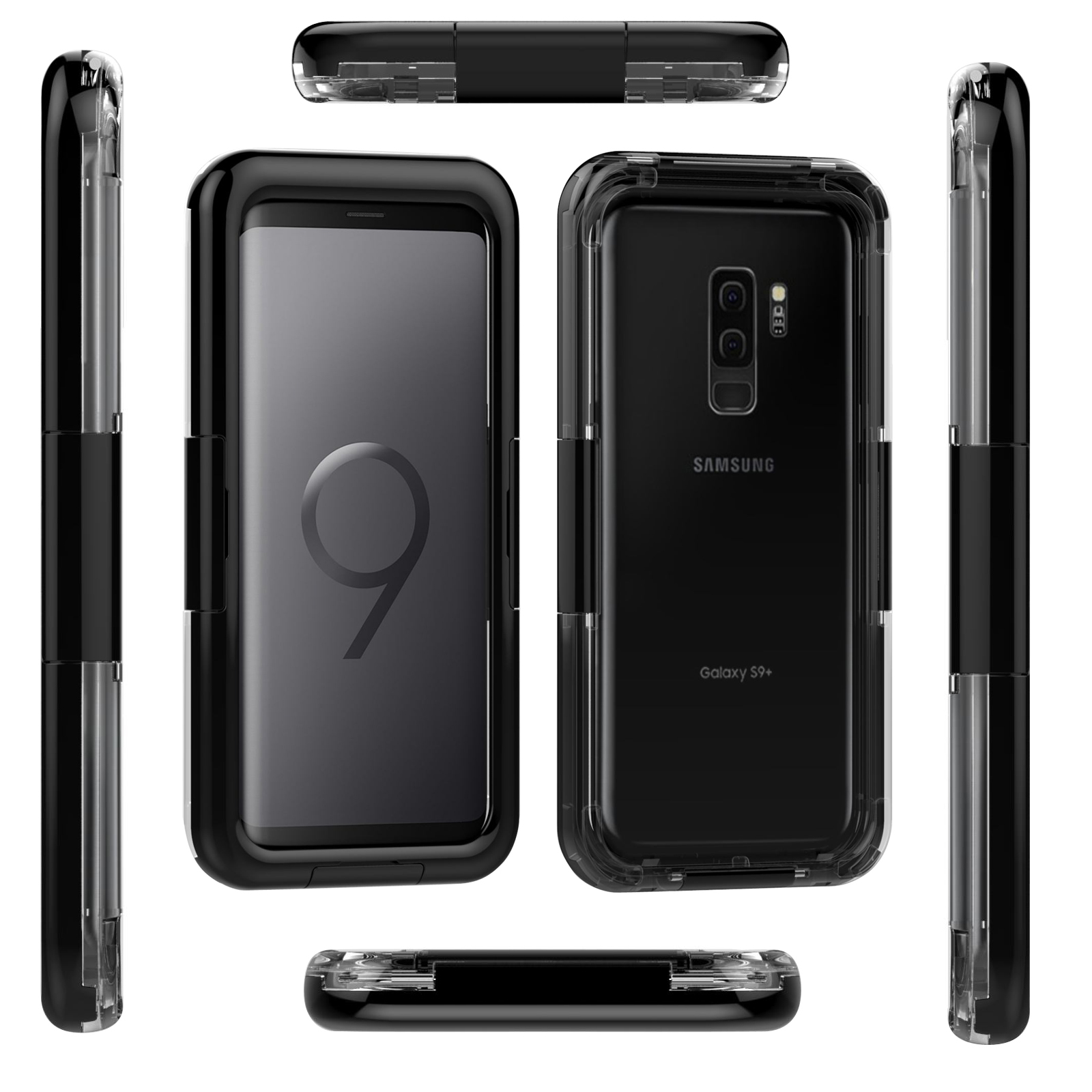 samsung waterproof s9 case
